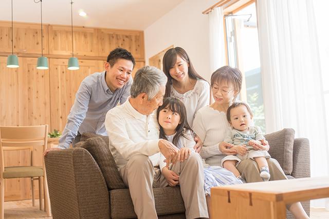 家族信託の基本的な仕組み